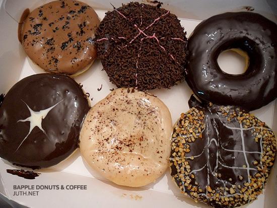Bapple - Donuts & Coffee